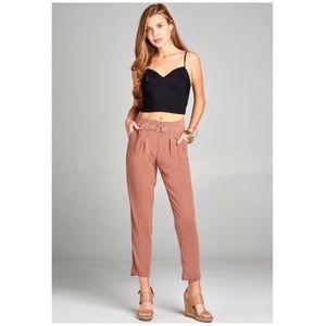 Sandy Pink Pants